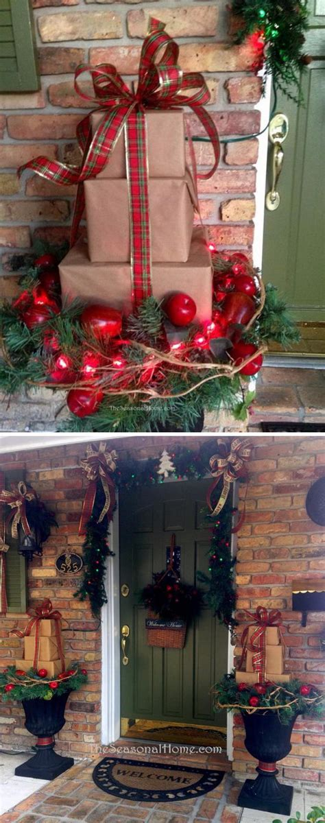 how to fix externa christmas decorations 40 festive outdoor decorations