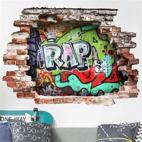 Graffiti Wandtattoo