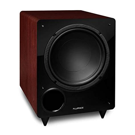 fluance dbma    frequency powered subwoofer