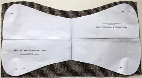 Diy Neck Pillow by Meowmiau Diy Leseknochen Schnittmuster Und Anleitung Relaxing Neck Pillow N 228 Hen