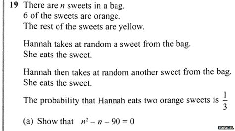 Intermediate 1 Maths Past Paper Questions by Cardinal Newman Catholic School How Difficult Is Gcse Maths