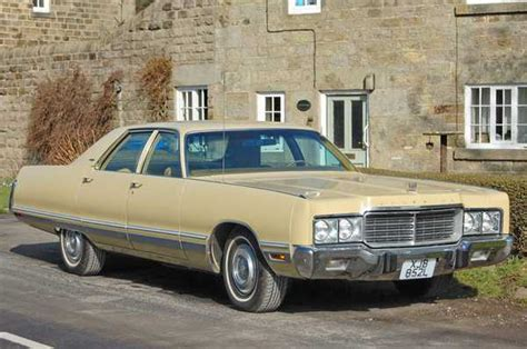 1973 Chrysler New Yorker by 1973 Chrysler New Yorker Information And Photos Momentcar