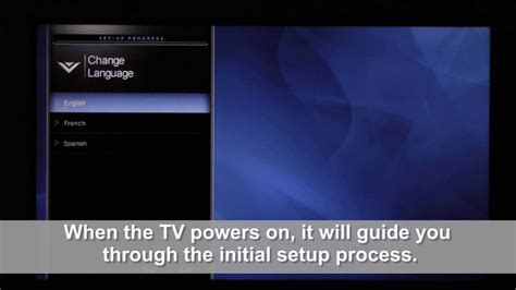 reset vizio tv factory settings reset your vizio via hdtv youtube