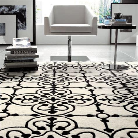 black and white modern rugs innovative modern rugs a baker s dozen