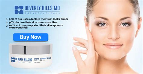 beverly hills md crepey skin treatment reviews beverly hills md crepe correcting body complex