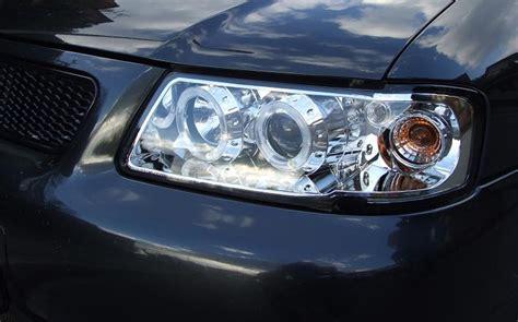 Audi A3 8l Tuning Scheinwerfer by Scheinwerfer Audi A3 8l Chrom Neu Sonar Ebay