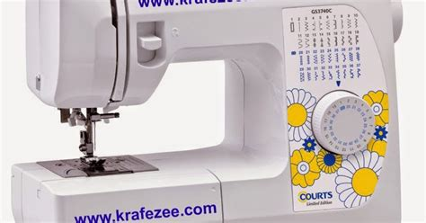 Mesin Jahit Singer One Limited Edition mesin jahit sulam sewing embroidery machine kraf