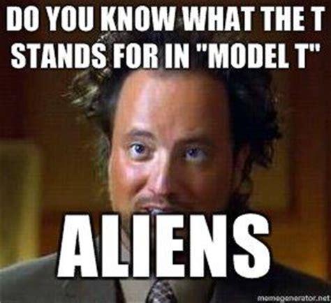 Because Aliens Meme - fuzzbuket s mini mayhem december 2011