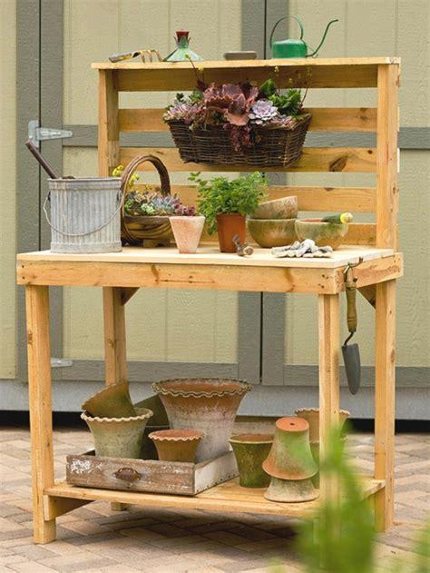 Pflanzen Tisch