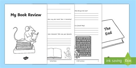 Book Update Part Iii Recipe Testing 2 by Interactive Book Review Writing Template Story Review