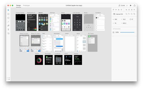 Make Your App Look Badass With Free Trial Of Adobe Xd Cult Of Mac Adobe Xd App Templates