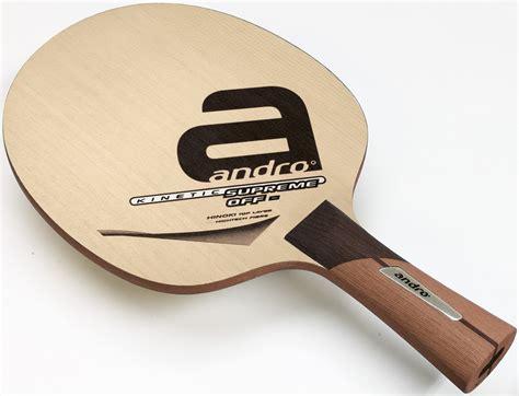 forum tennis tavolo telai andro kinetic supreme zylon kiso hinoki