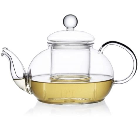 glass teapot with zenshi 800ml cup glass teapot with infuser filter the