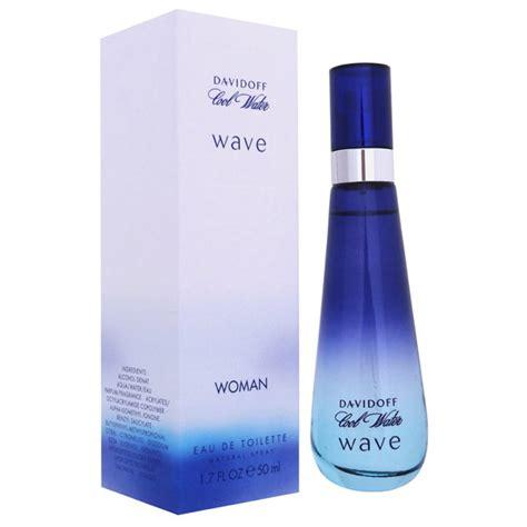 Davidoff Cool Water Wave Original Parfum 100 cool water wave by davidoff 1 7 oz eau de toilette for