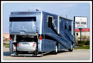 Motorhome With Garage by Spartan Travel Supreme Me A Revolutionary Mid Engined Rv