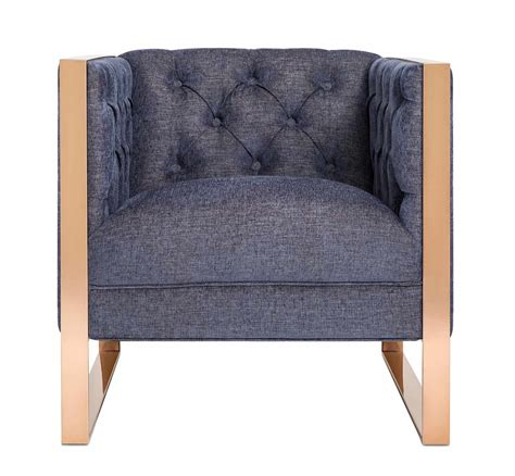 tov furniture farah chair navy l4903 at homelement