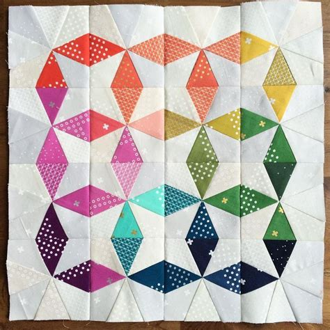 Free Modern Quilt Block Patterns by 17 Best Images About Paper Pieced Quilts On Square Quilt Quilt And White Horses