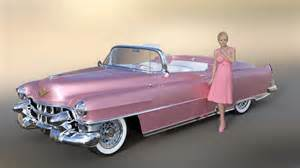 What Is Pink Cadillac About 1953 Cadillac Eldorado Pink By Tom2099 On Deviantart