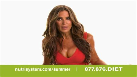 nutrisystem commercial actress jillian nutrisystem success tv spot summer featuring jillian
