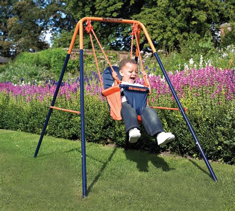 outdoor baby swing folding toddler swing hedstrom
