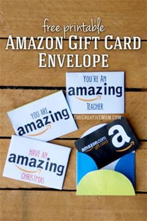 amazon gift card online printable amazon gift card holder tag printable gift card holders