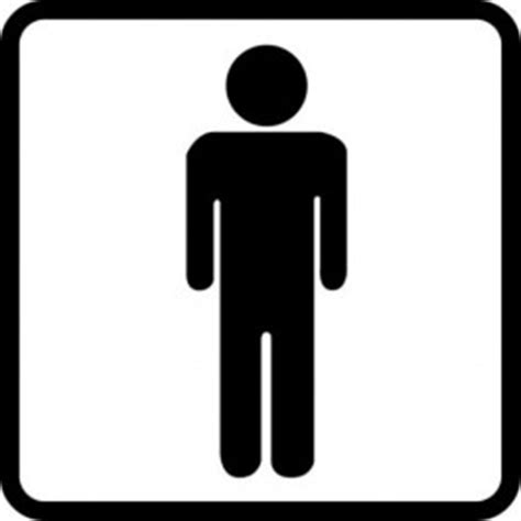 bagno uomo adesivo stickers bagno uomo donna toilette restroom porta