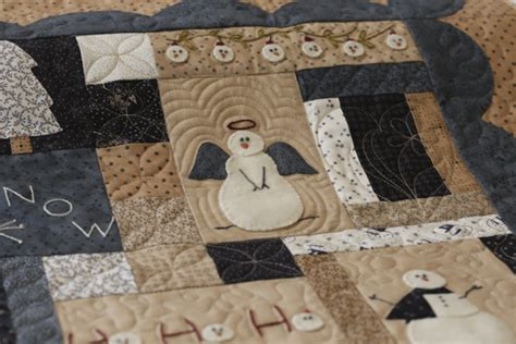 Snowman Gatherings Quilt Pattern by 1000 Images About Snowman Stitchin On