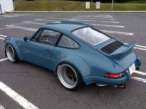 old porsche 911 wide body wide body porsche 911 from japan old run pinterest