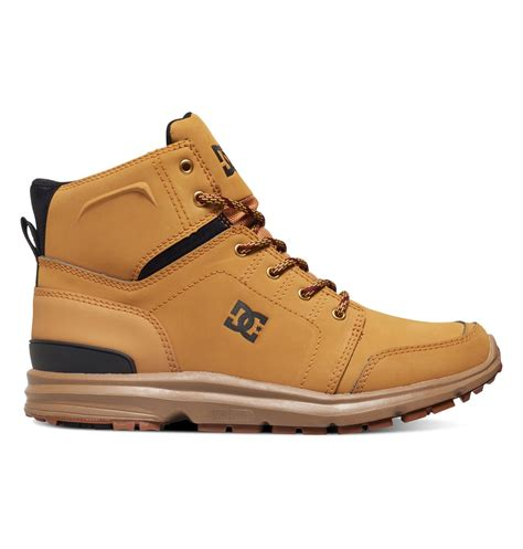 Dc Shoes Original dc shoes s torstein mountain boots admb700008 ebay