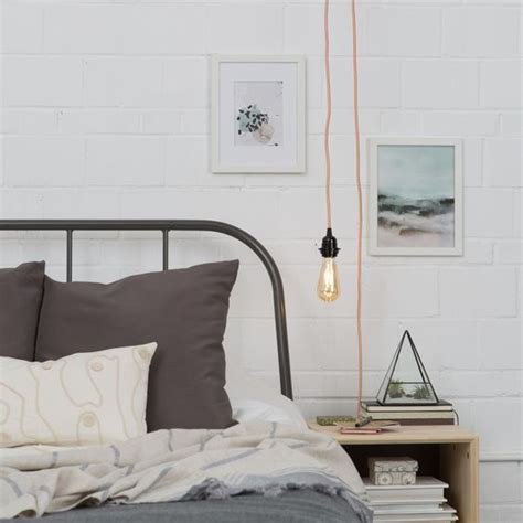bedroom hanging lights 33 bedroom pendant l ideas that inspire digsdigs