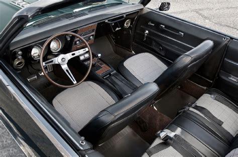 1968 camaro interior 1968 chevy camaro ss interior wide photo 221169