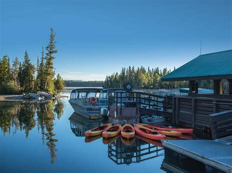 jenny lake boat shuttle grand teton national park motorhome magazine