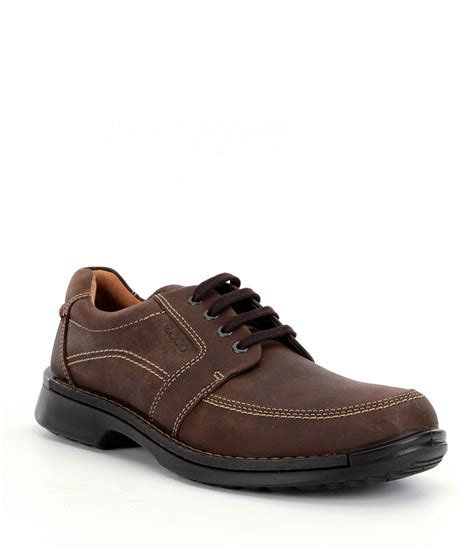 ecco s fusion ii tie shoes dillards