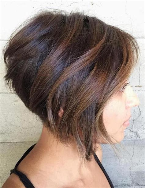 stacked shaggy haircuts 25 best ideas about stacked bob short on pinterest