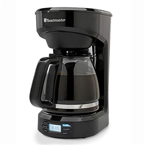 Toastmaster TM 121CM 12 Cup Programmable Coffee Maker