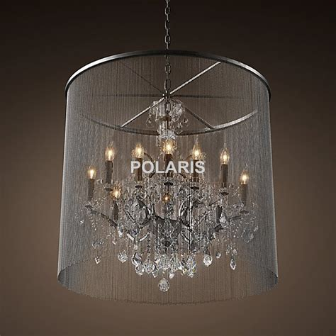 Aliexpress Com Buy Modern Vintage Crystal Chandelier Modern Rustic Pendant Lighting