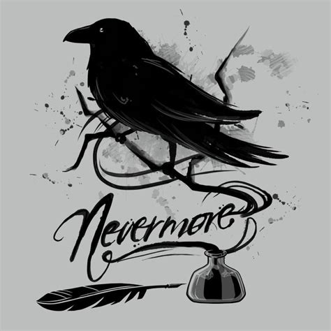nevermore funny cute amp nerdy teeturtle