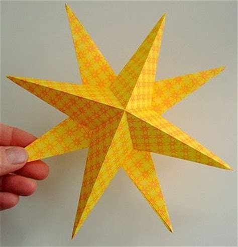 How To Make A Moravian Out Of Paper - great easy tutorial for diy paper content in a cottage