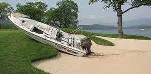 speed boat wreck speedboat wrecks on scottish golf course golfblogger