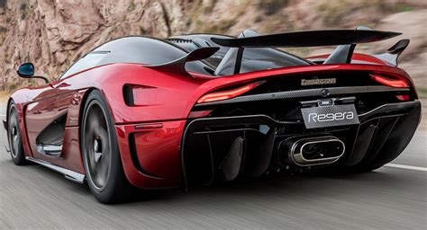 koenigsegg ghost first koenigsegg regera fitted with the new aero pack