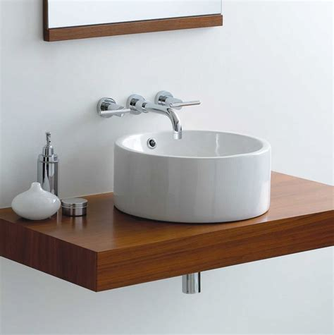 Countertop Basins Bathroom by Susan Circular Counter Top Basin Vb003 From Www