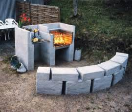 Backyard Brick Grill Cool Diy Backyard Brick Barbecue Ideas Amazing Diy Interior Home Design
