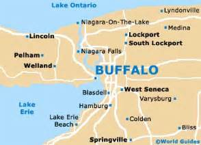 buffalo map buffalo maps and orientation buffalo new york ny usa
