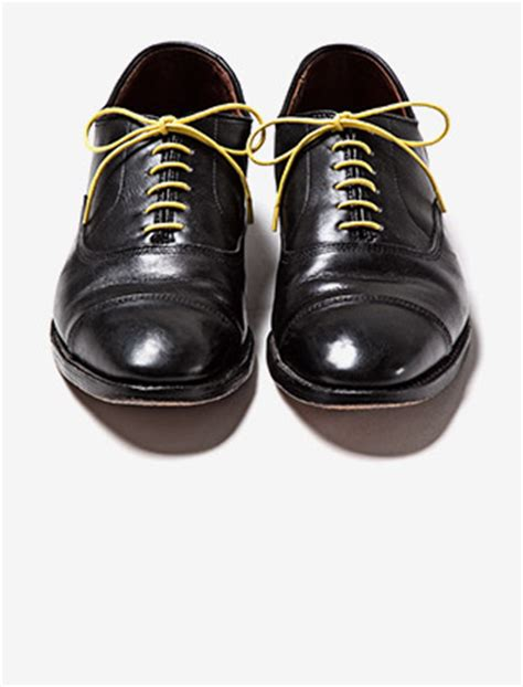 Tie A Dress Shoe by How To Tie Dress Shoes How To Lace Dress Shoes Ties