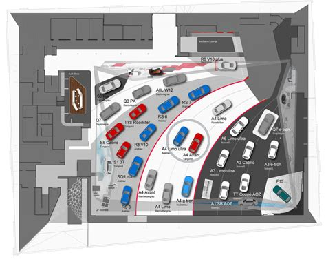 Floor Plan Of A Room by Audi Motor Show 2015 Schmidhuber Archdaily