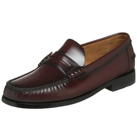 Sepatu Bostonian florsheim s berkley loafer burgundy 11 b us