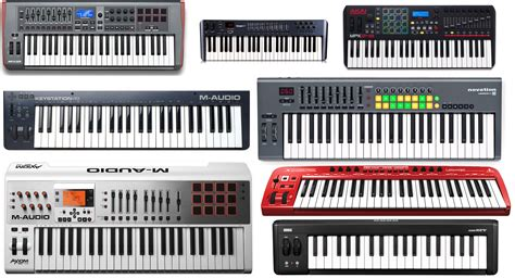 best midi controller the top 10 best midi keyboard controllers in the market