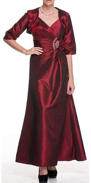 Marine Maroon Dress on special limited stock burgundy marine gown matching bolero discountdressshop