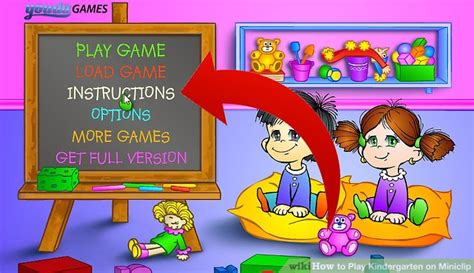 kindergarten game full version play free online how to play kindergarten on miniclip 4 steps with pictures