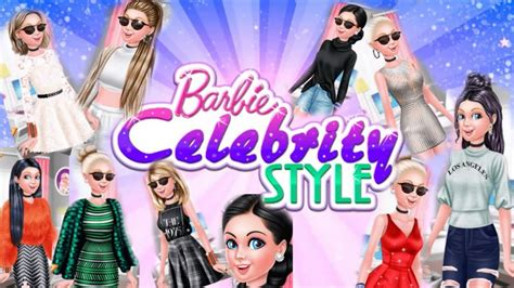 celebrity hairstyles dressup games discover beautiful barbie in several celebrity styles